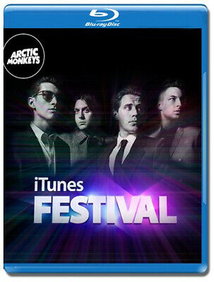 iTunes Festival Arctic Monkeys Blu-ray