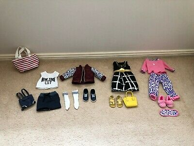 Journey Girl Doll Accessories - Various Clothes