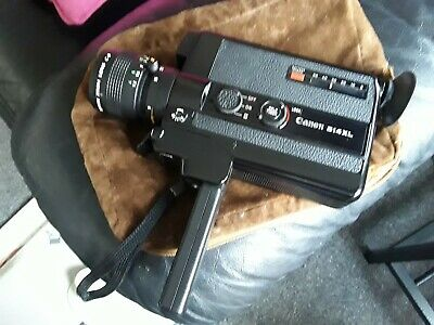 Canon 514XL Cine Canera With C-8 Zoom Lens