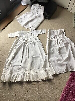 Old Vintage Christening Gowns