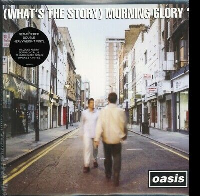 OASIS - (Whats The Story) Morning Glory? (Remastered Edition) VINYL LP