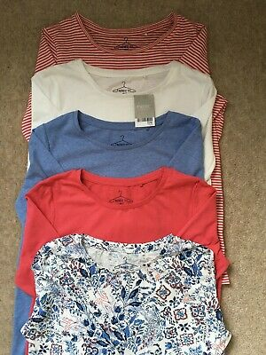 Girls NEXT 5 Pack Long Sleeve Tops Age 14 Years BNWT