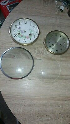 Job Lot Of Clock Glass Dials