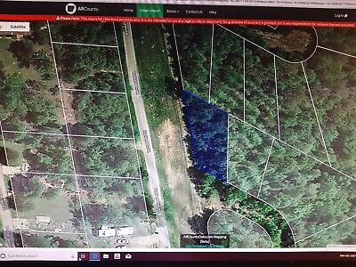 9525 sq feet (.219 acre) Briarcliff, AR- 1 mile to Norfork Lake POWER NO RESERVE