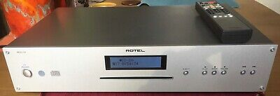 ROTEL RCD-12 Audiophile Compact Disc CD Player *Free UK Delivery*