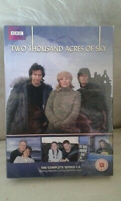 Two Thousand Acres Of Sky - Complete - Series One To Three (DVD Box Set) TV SERI