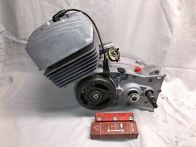 Zundapp 4 gang motor original germany KS50 KS80 SUPERSPORT