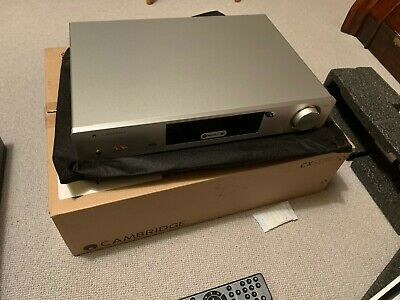 Cambridge Audio  CXN Silver V1 network player, used only for one month!