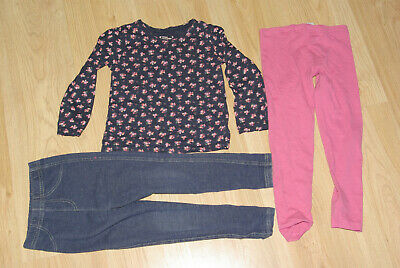 Job Lot Girls Tops And Bottoms Young Dimension 5-6 Pack A