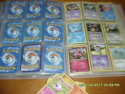 Lote De Cartas De Pokemon