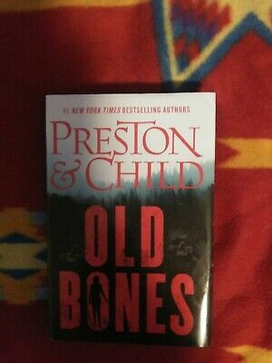 Old bones hard cover new