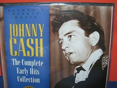 Johnny Cash The Complete Early Hits Collection