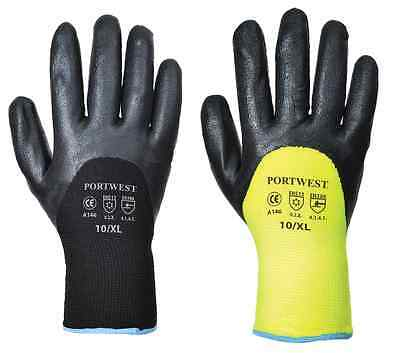 Portwest A146 Arctic Winter Thermal Lined Cold Working Gloves