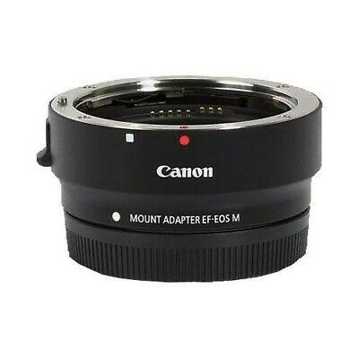 Brand New CANON Mount Adapter EF-EOS M