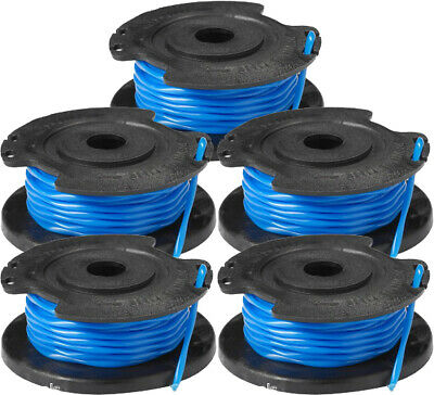 GreenWorks 5 Pack Of Genuine OEM Replacement Line And Spools # 3411646-5PK