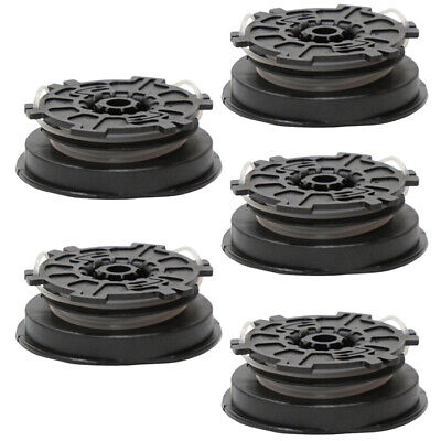GreenWorks 5 Pack Of Genuine OEM Replacement Spools # 31106524-5PK