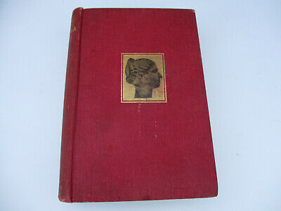 Cleopatra Queen of Egypt Ancient Antique Book Africa The Nile Vintage 1914