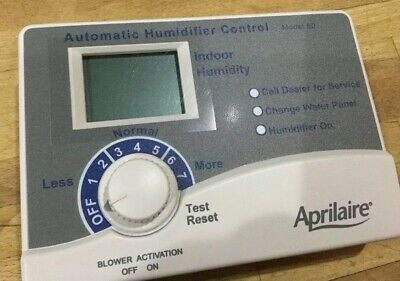 NEW Aprilaire automatic humidifier control model 60   Never Installed