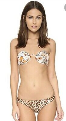 ZIMMERMANN Alchemy Strapless Bra Top Size 1