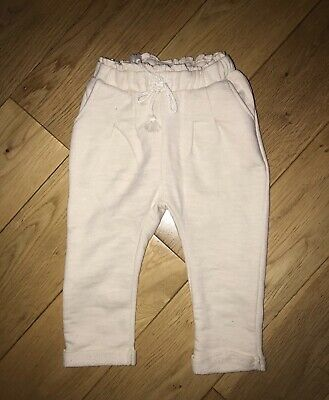 Zara Girl / Boy Pants 12/18m New Without Tags