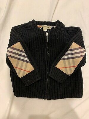 Burberry kids 12 m months 80 cm jumper