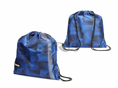 Yamaha Racing 20 Black & Blue Camo Helmet Bag