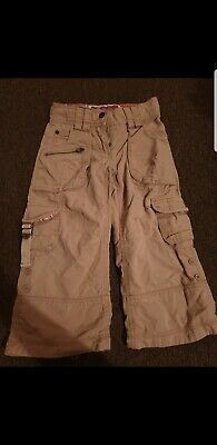 Girls fat face Combat Trousers age 3 years
