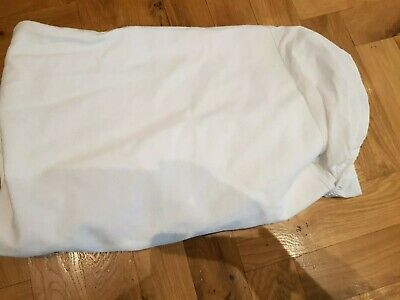 2 Brushed Cotton Waterproof Mattress Protectors Cost £20 Each cot bed size
