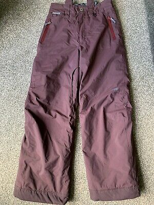 Helly Hansen Helly Tech Ski Snowboard Girl Pants Trousers Age 14