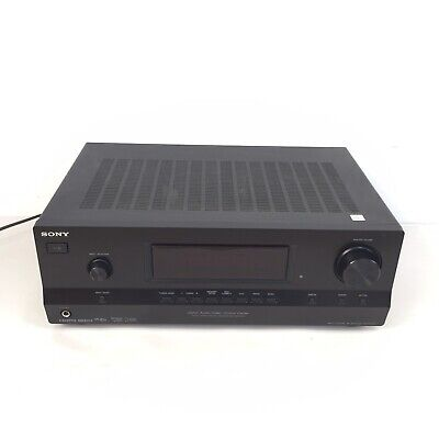 Sony 5.1 Channel AM/FM HDMI DTS Home Theatre Stereo Receiver STR-DH500