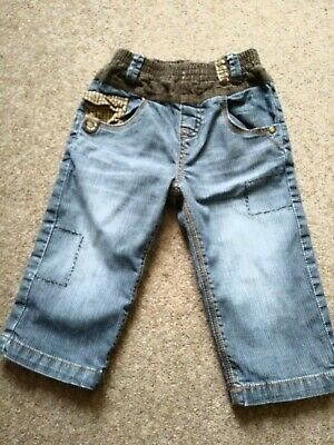 Catimini baby boys jeans gorgeous!! 12-18 months