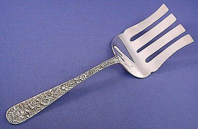 "REPOUSSE- KIRK ALL STERLING ASPARAGUS FORK 8 5/8"" Kirk & Son Inc"