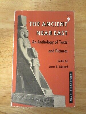 The Ancient Near East by  James B. Pritchard