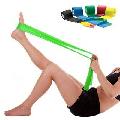 Latex Resistance Bands Set for physio, fitness, strength Rolyan like theraband