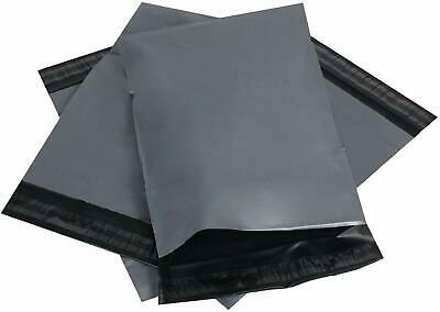 50 Mix Grey Strong Mixed Mailing Bags Grey Parcel Packaging Cheapest Clearance