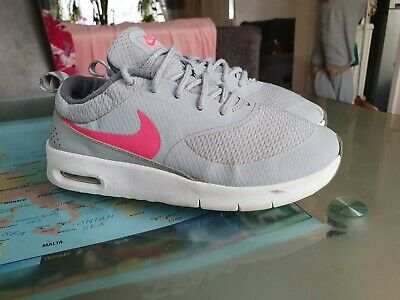nike air max girls trainers size uk2