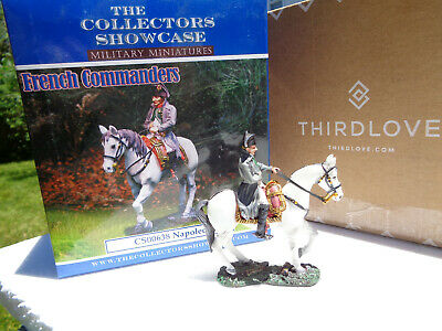 THE COLLECTORS SHOWCASE, NAPOLEONIC FRENCH CS00638 Emperor Napoleon 1815 in box