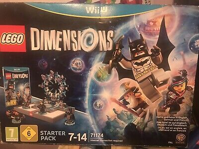 LEGO Dimensions: Starter Pack With Extras Wii U
