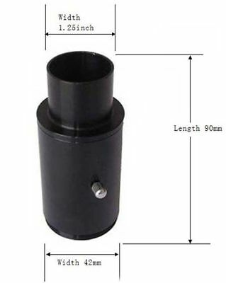 """Visionking 1.25"""" Projection Camera Adapter Telescope Eyepiece Accessory"""