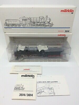 HO scale Marklin 3514 Steam locomotive Class C/BR 18.1