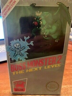 Boss Monster 2: The Next Level (Standalone Expansion)