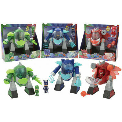 Pj Masks Turbo Movers Veicoli