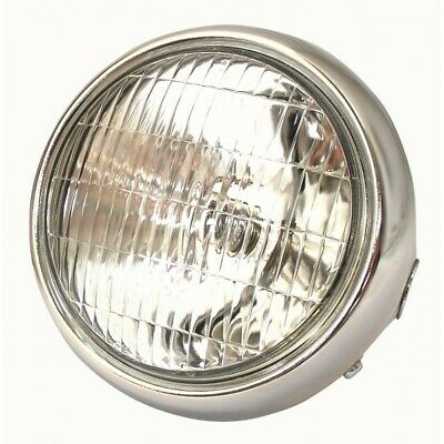 Phare Rond 140 Mm Chrome-Hlu5Rch Pro3