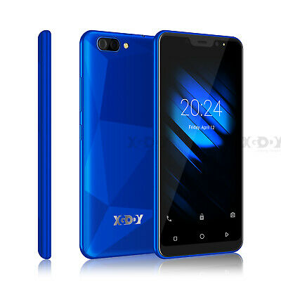 16GB X27 Unlocked Android Mobile 5.0+5.0MP 4Core Dual SIM Smartphone Cheap Phone