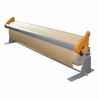 Kraft Paper Roll Dispenser For Wall or Bench Mounted