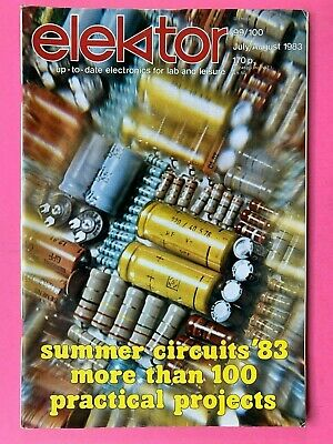 elektor - Electronics Magazine - July/Aug 1983 - Practical Projects - Bumper Ed