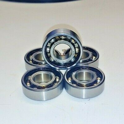 New Old Stock Lot Of 5 No Boxes FAFNIR 201KDD Ball Bearings