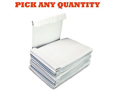 """#3 8.5x14.5 POLY BUBBLE MAILERS SHIPPING MAILING PADDED ENVELOPES 8.5"""" x 13.5"""""""