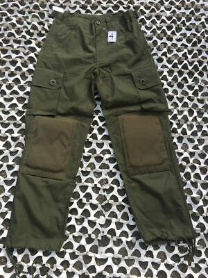 Trousers Guerrilla SIZE S Khaki Green Mil-tec Paratrooper Camo French Army