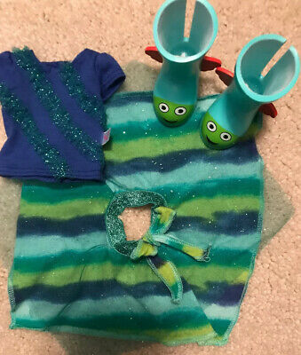 American Girl Wellie Wishers Camille Meet Outfit